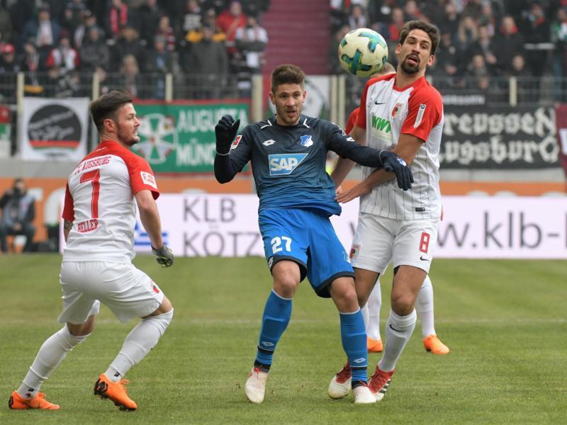 Bild zu FC Augsburg - 1899 Hoffenheim