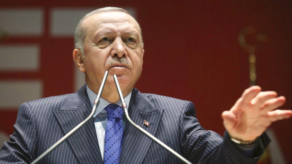 Konflikt in Syrien - Erdogan