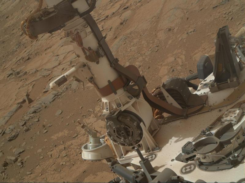 Bild zu Marsrover