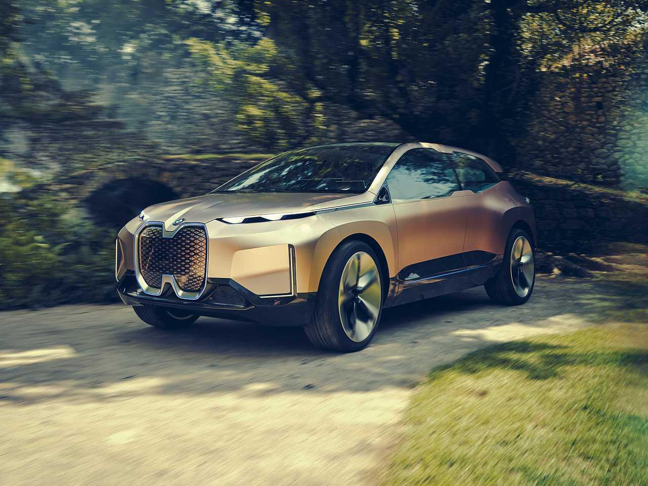 Bild zu BMW Vision iNext
