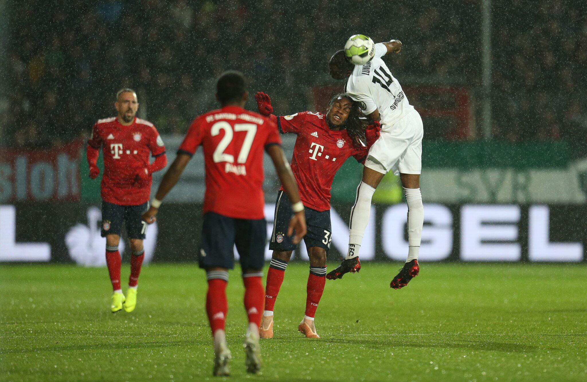 Bild zu SV Rödinghausen - Bayern München
