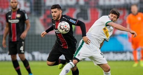 Bayer Leverkusen - Borussia Mönchengladbach