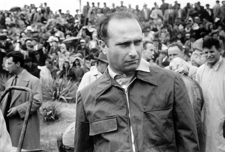 Bild zu Juan Manuel Fangio, Formel 1, 1953, Albi, Frankreich, BRM