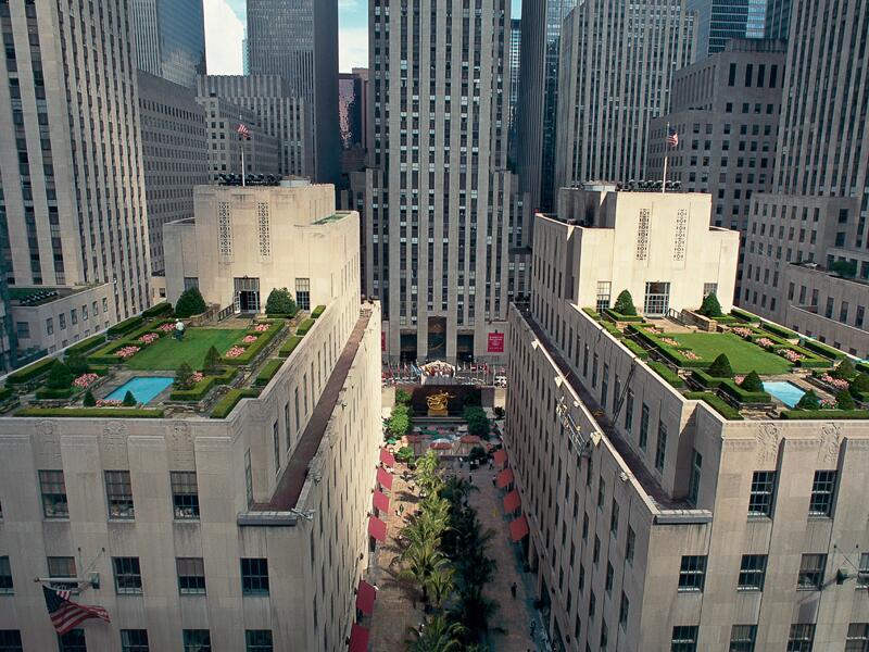 Bild zu Die Gärten von New York