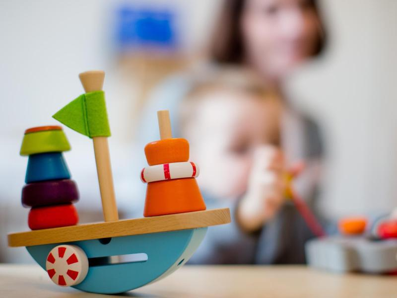Bild zu Pflegekinder