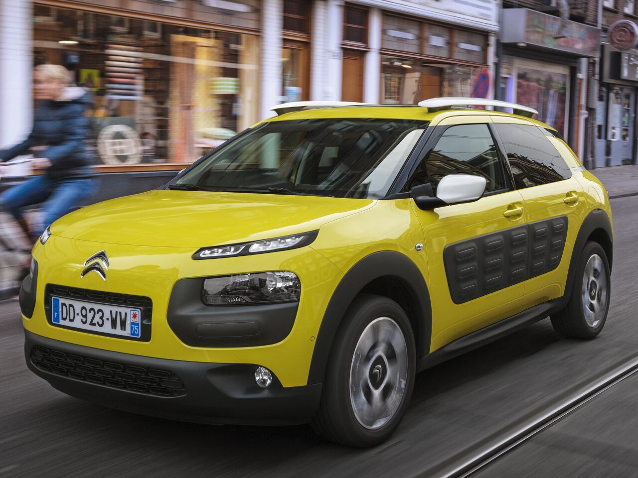 Bild zu Citroën C4 Cactus