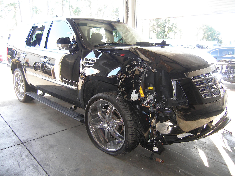 Bild zu Tiger Woods, Auto, Unfall, SUV, Florida, Orlando, Schaden
