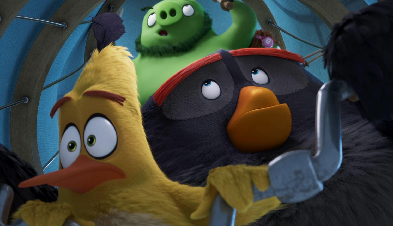 Bild zu Angry Birds