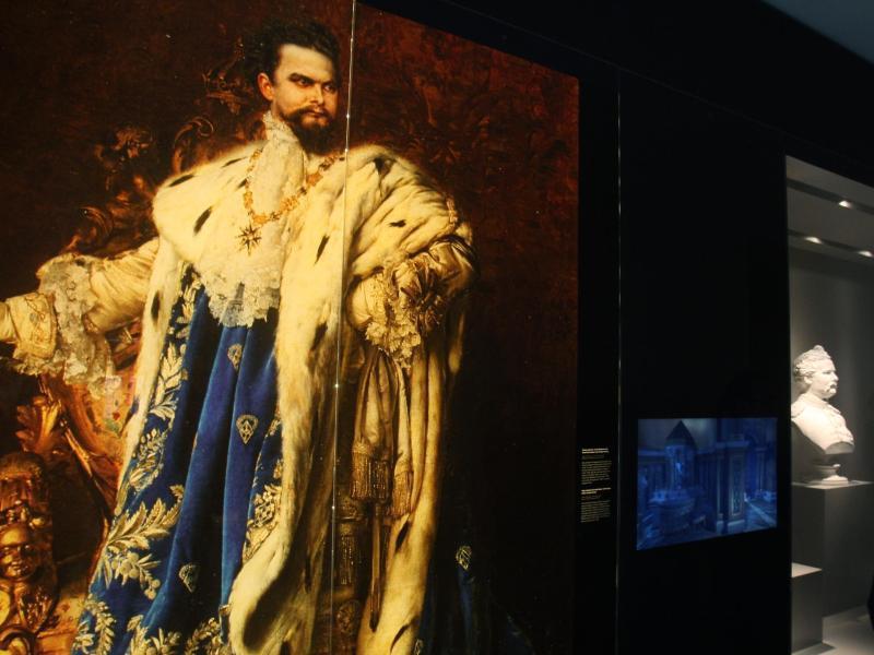 Bild zu König Ludwig II.