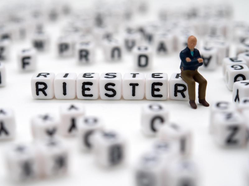 Bild zu Riester-Rente Symbolbild