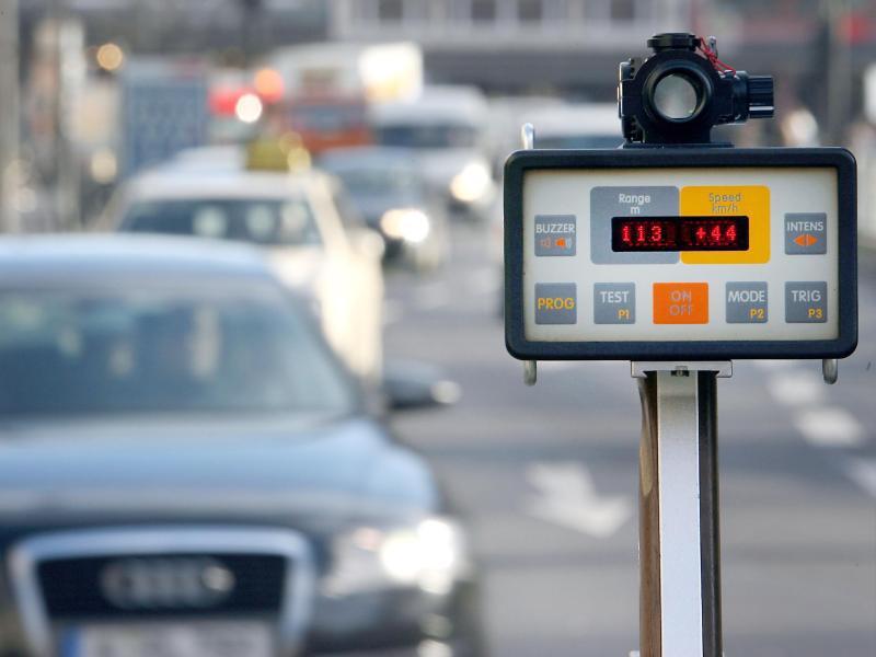 Bild zu Geschwindigkeitskontrolle in Köln
