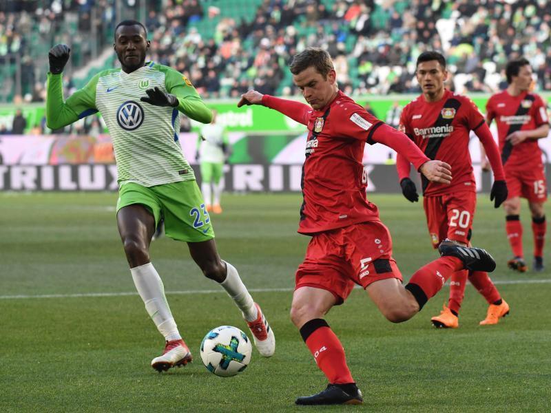 Bild zu VfL Wolfsburg - Bayer 04 Leverkusen