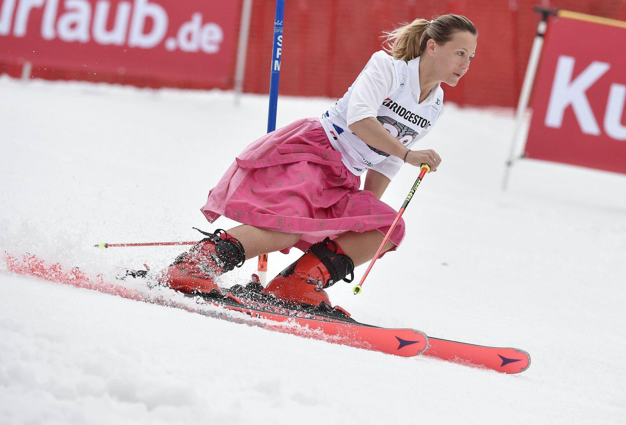 Bild zu Ski alpin: Weltcup in Ofterschwang