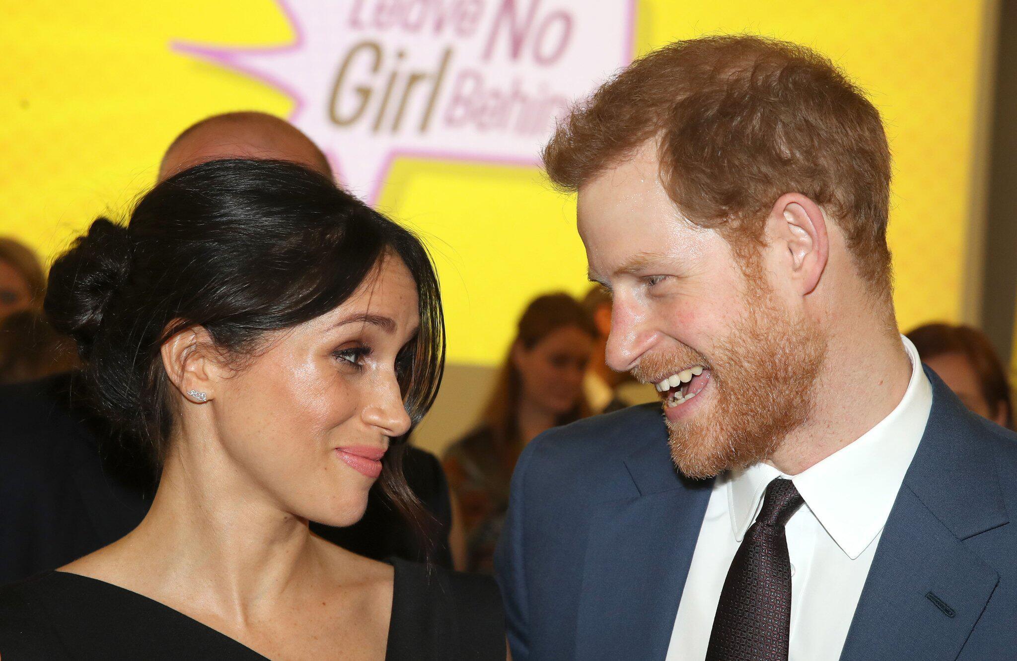 Bild zu Royale Hochzeit: Prinz Harry und Meghan Markle