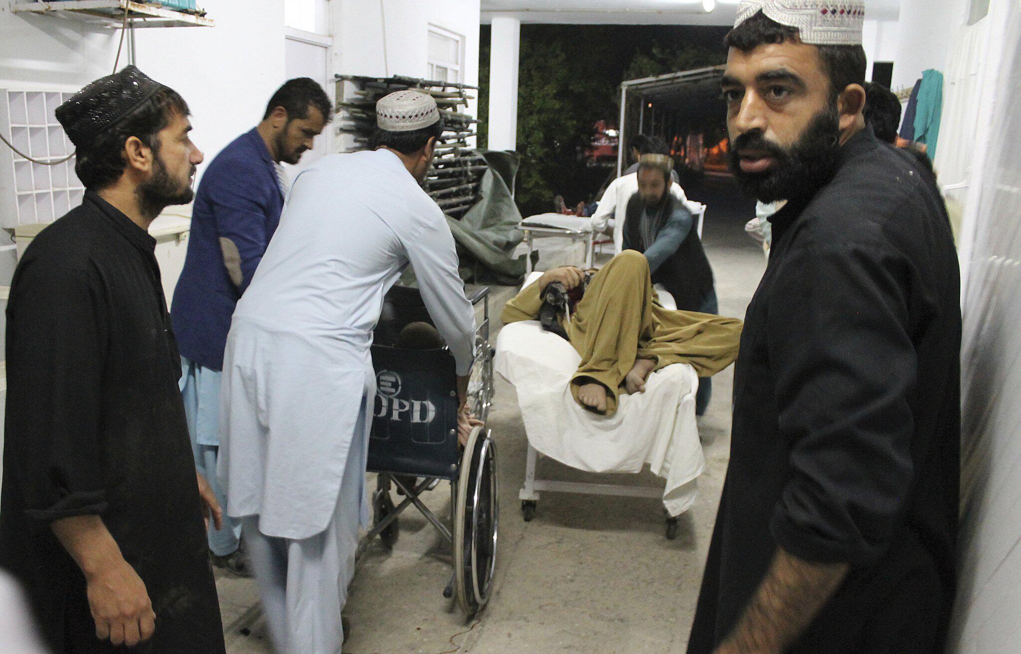 Bild zu Anschlag in Afghanistan