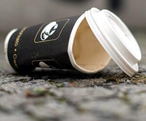 Coffee-to-go-Becher, Berlin, Müll, Verpackungen