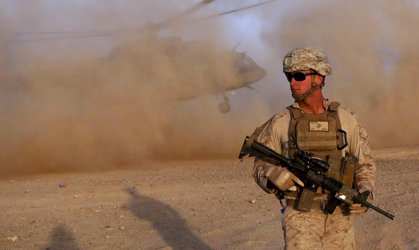 Bild zu US-Militär in Afghanistan