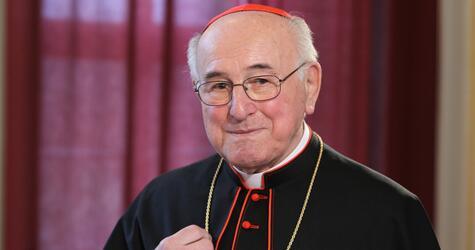 Kardinal Walter Brandmüller