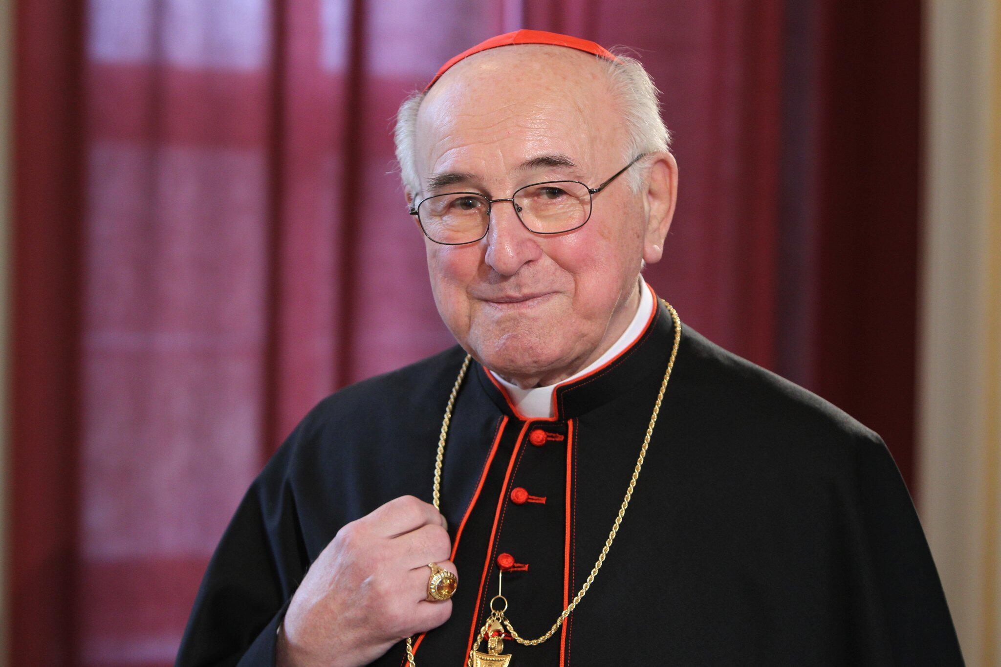 Bild zu Kardinal Walter Brandmüller