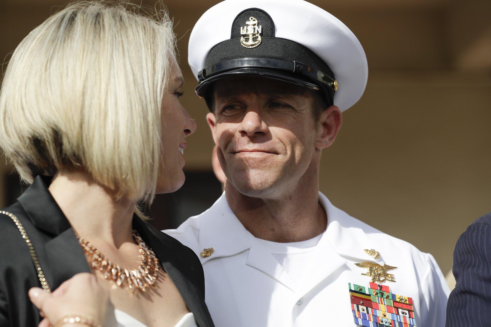 Bild zu Der Fall des US-Soldaten Edward Gallagher