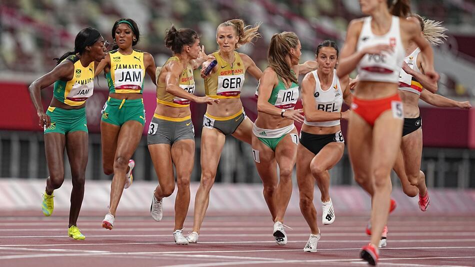 Tokio 2020 - Leichtathletik