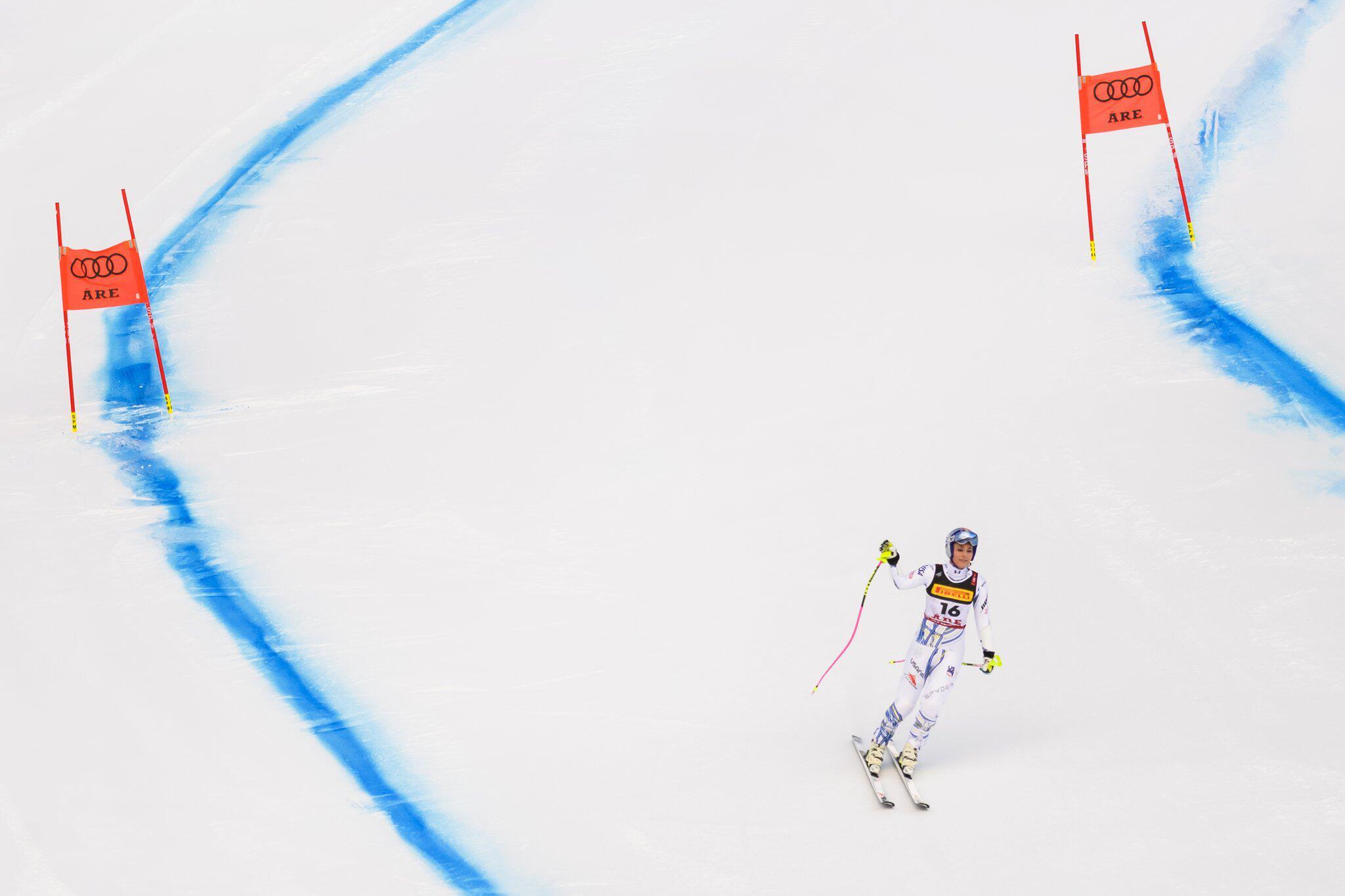 Bild zu Ski alpin Weltmeisterschaft in Are
