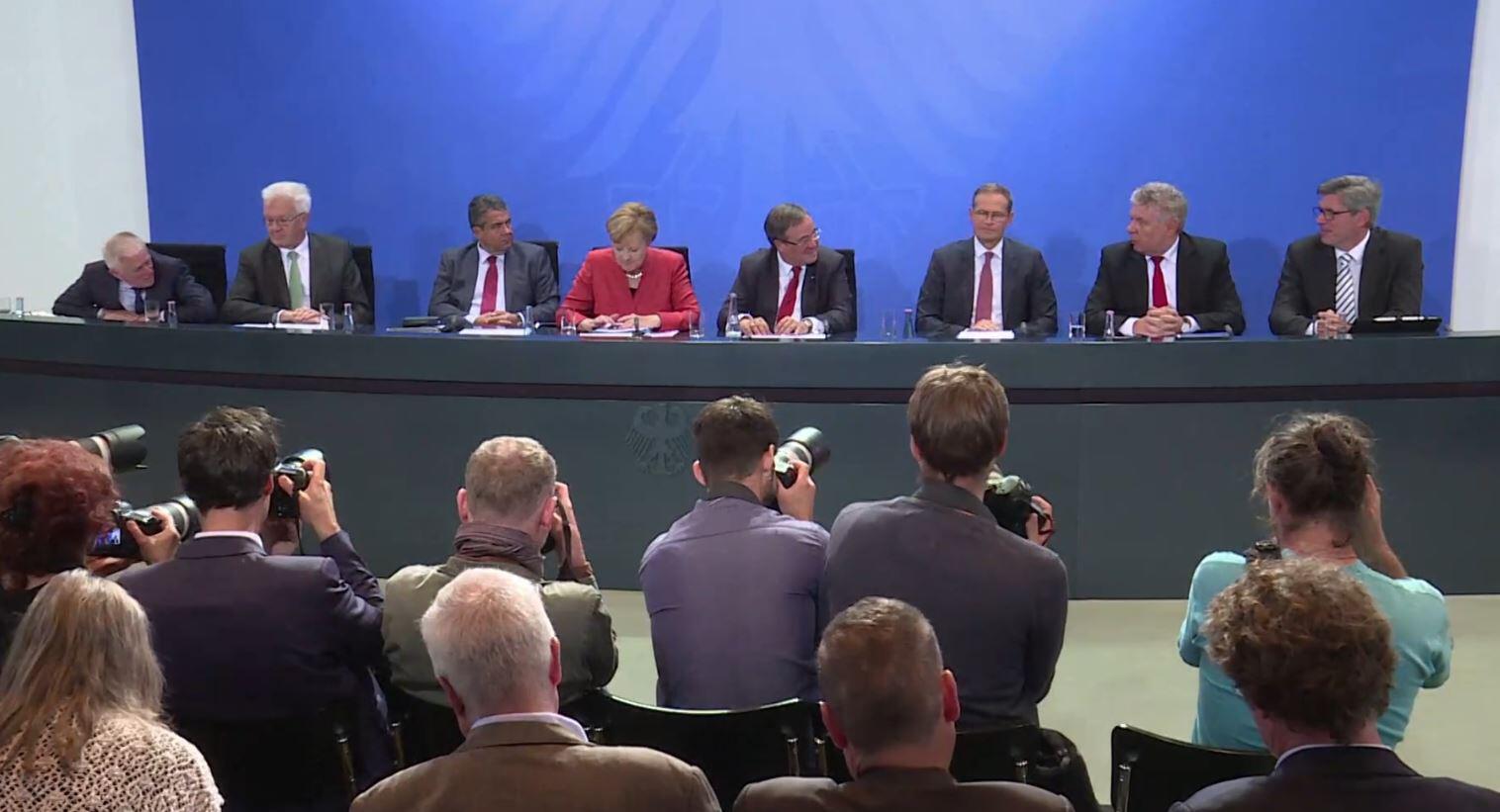 Bild zu Minister, Politik, Deutschland