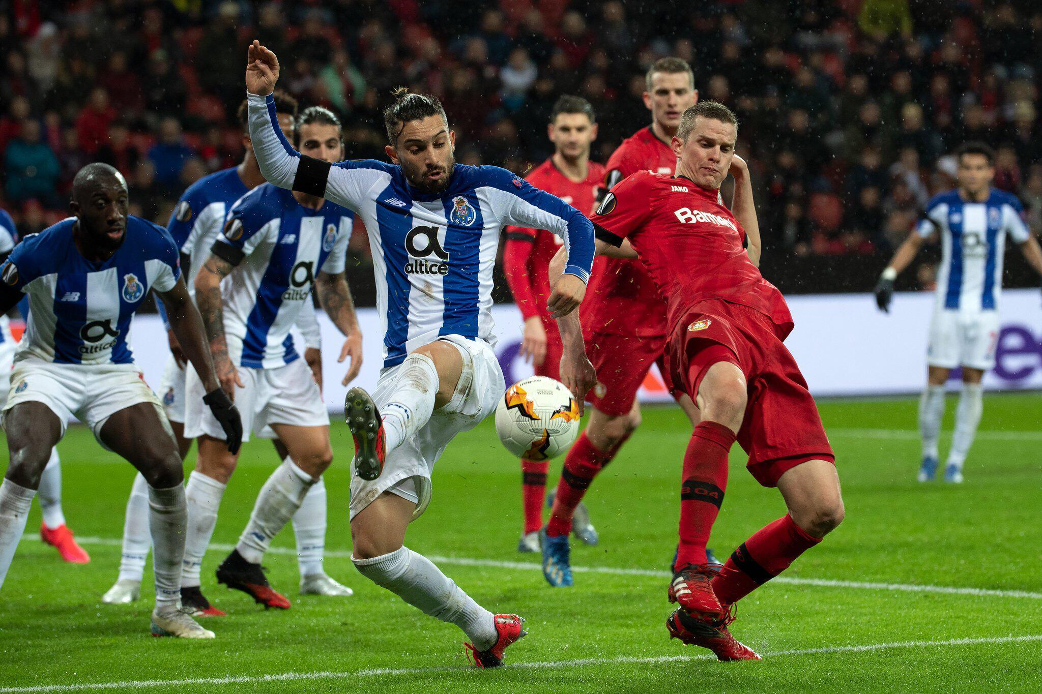 Bild zu Bayer Leverkusen - FC Porto