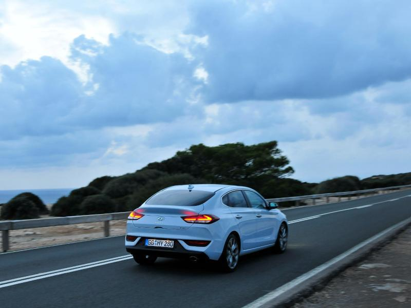 Bild zu Hyundai i30