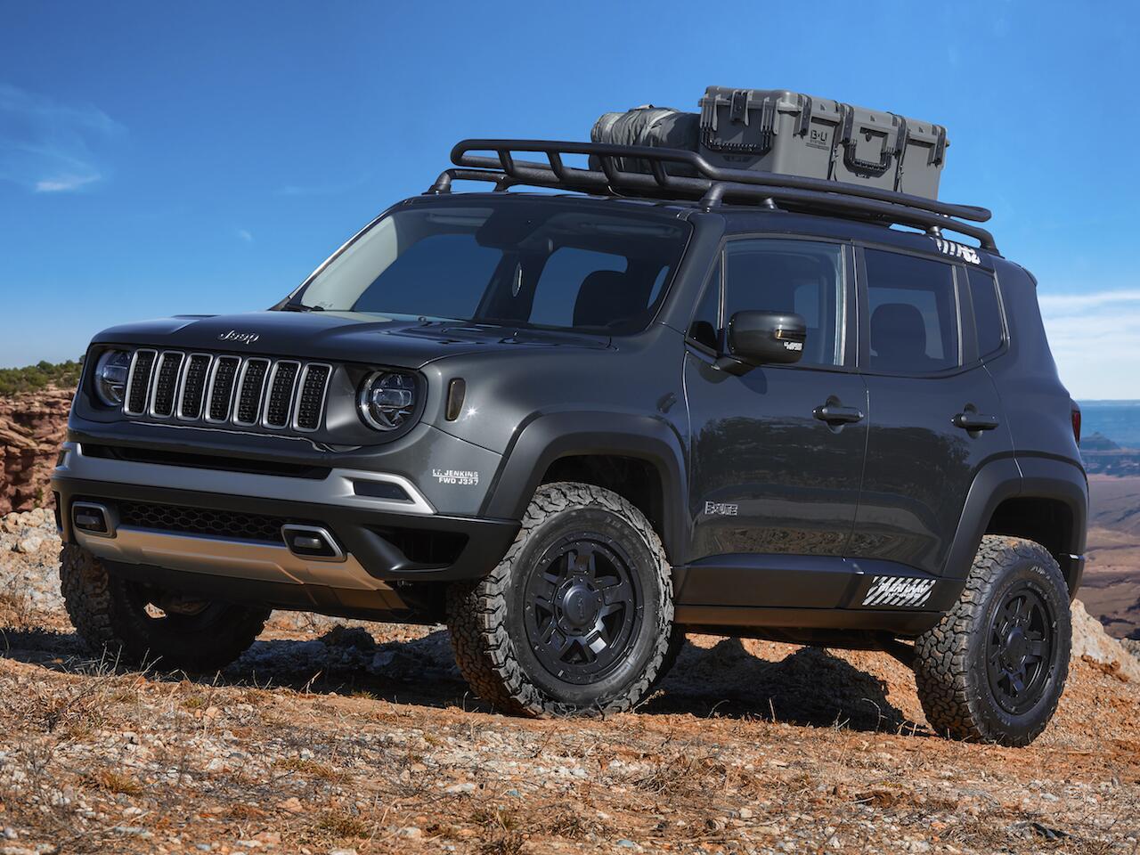 Bild zu Jeep B-ute Concept