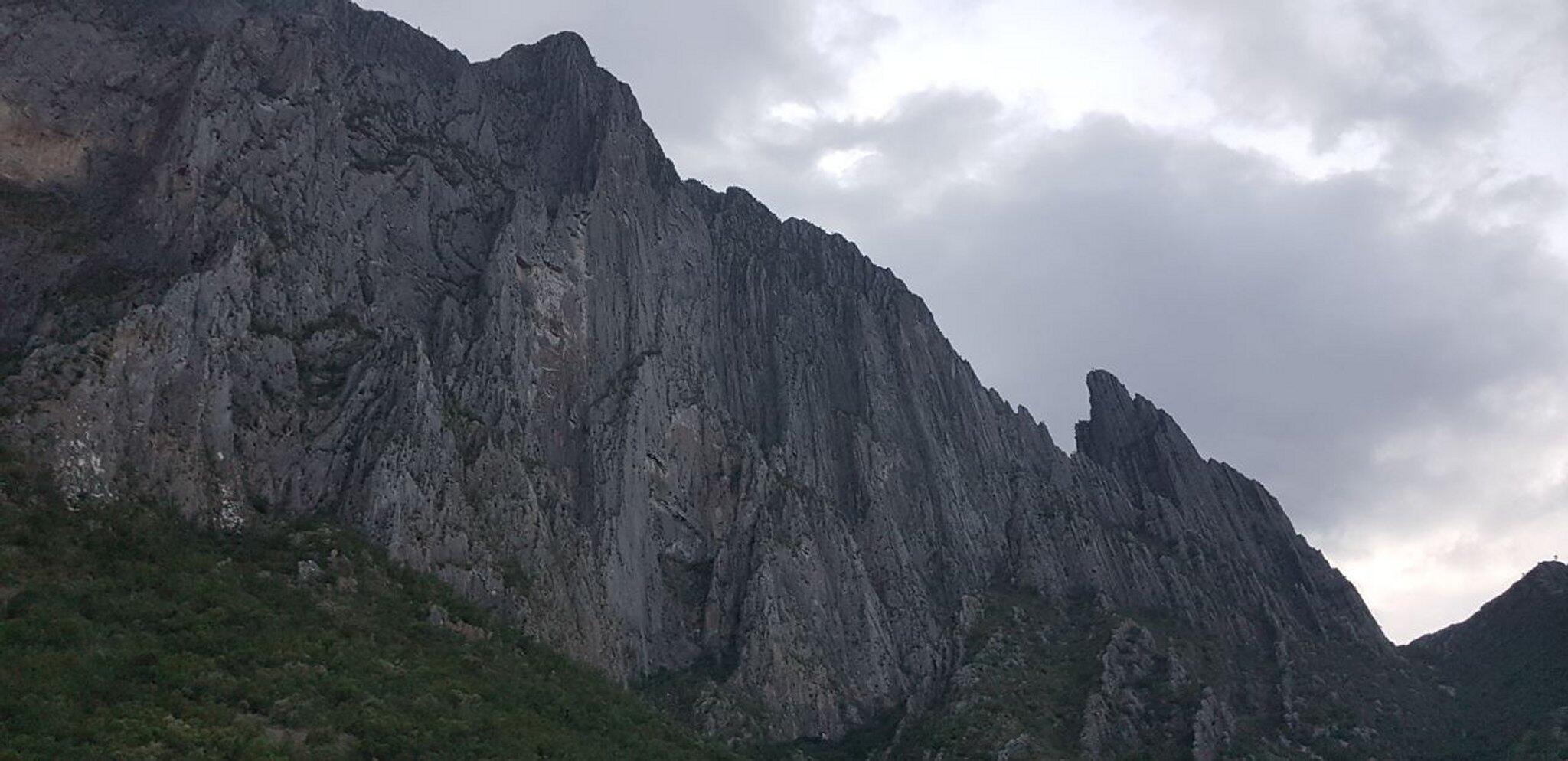 Bild zu US-Extremkletterer Brad Gobright in Mexiko in den Tod gestürzt