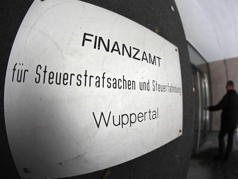 Bild zu Wuppertaler Finanzamt.