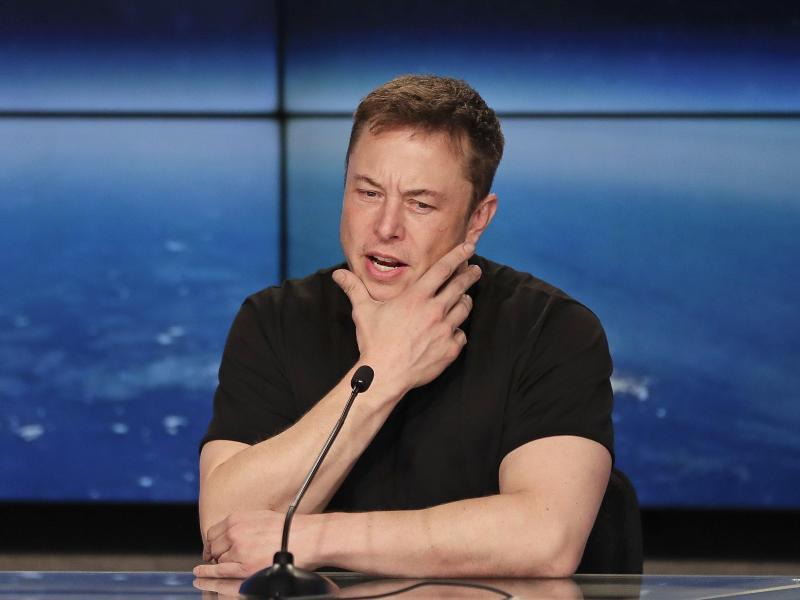 Bild zu Elon Musk