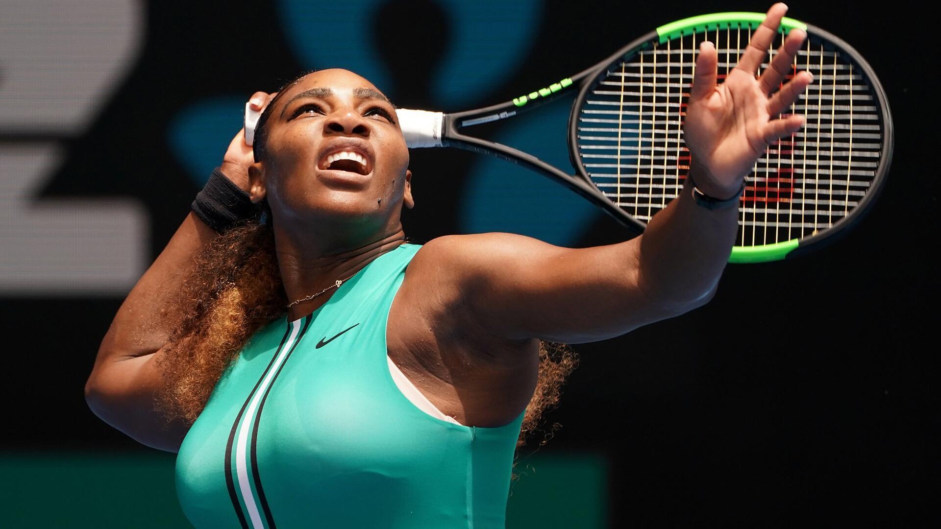 Bild zu Serena Williams, Tatjana Maria, Australian Open