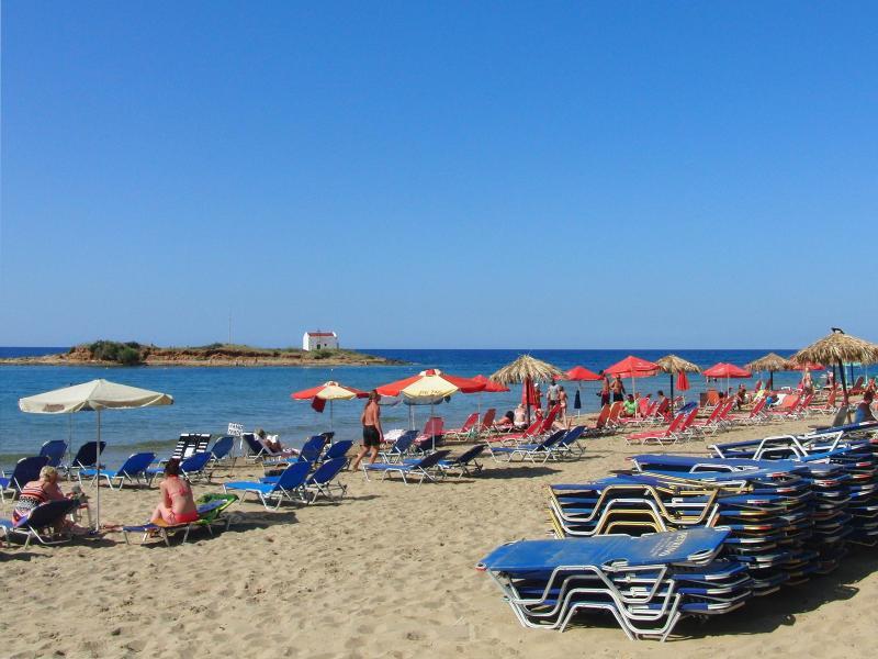 Bild zu Strand von Malia auf Kreta