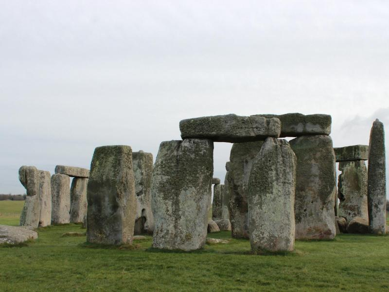 Bild zu Stonehenge