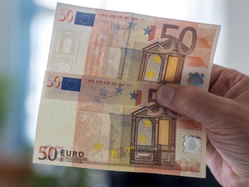 Bild zu Falschgeld