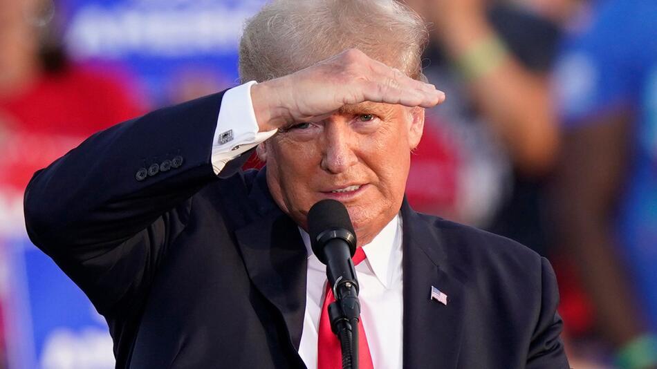 Trump blockiert Ermittlungen zur Kapitol-Attacke
