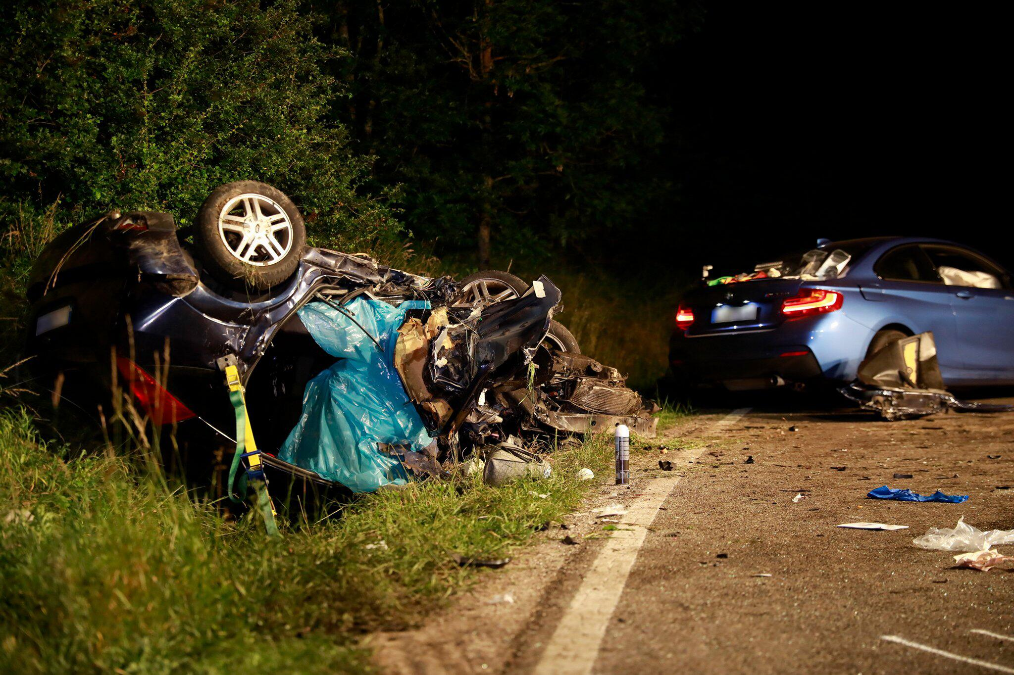 Bild zu Auto-Unfall, Baden-Württemberg