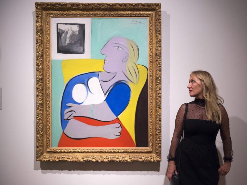 Bild zu Picasso-Ausstellung