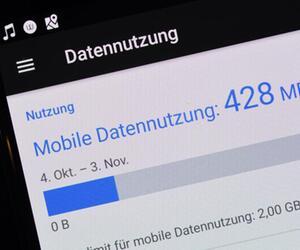 Clever mobiles Datenvolumen sparen