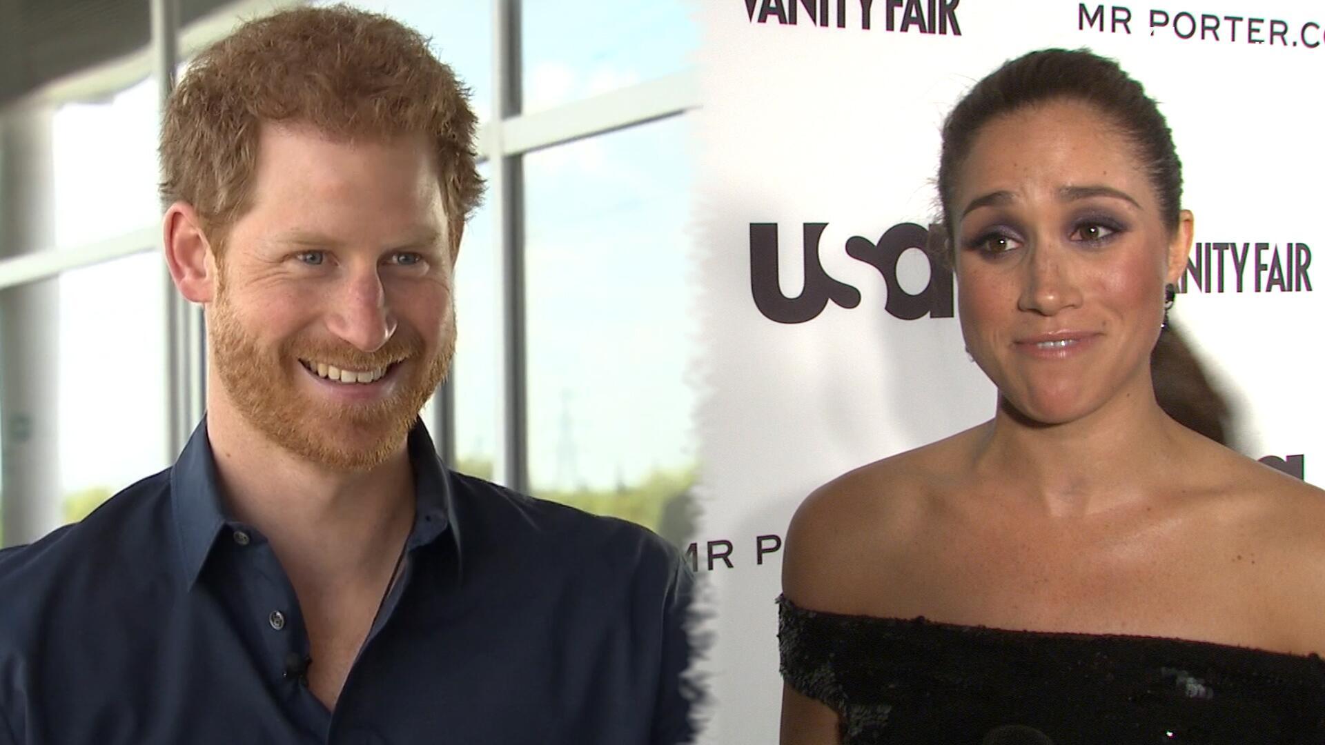 Bild zu Welchen Titel wird Megan Markle nach ihrer Heirat mit Prinz Harry tragen?