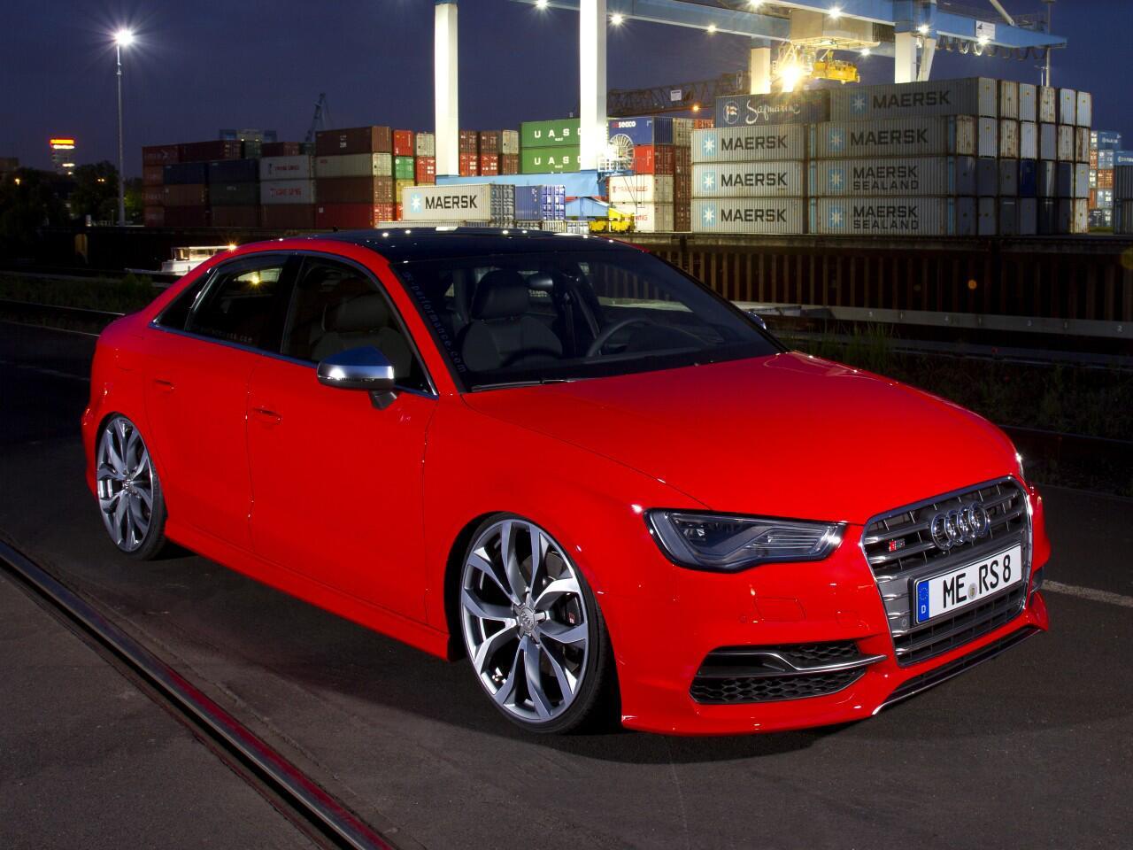 Bild zu Audi S3 von SR Performance
