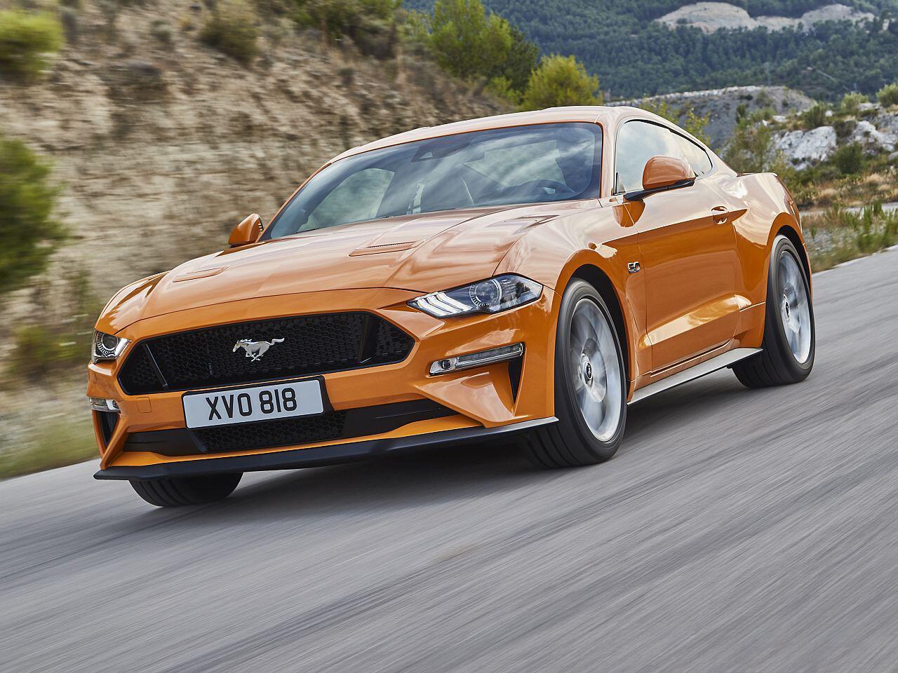 Bild zu Ford Mustang