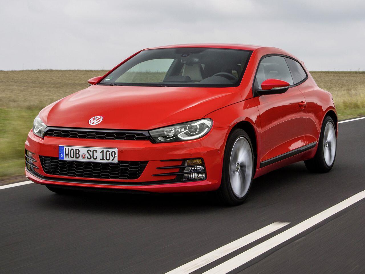 Bild zu VW Scirocco