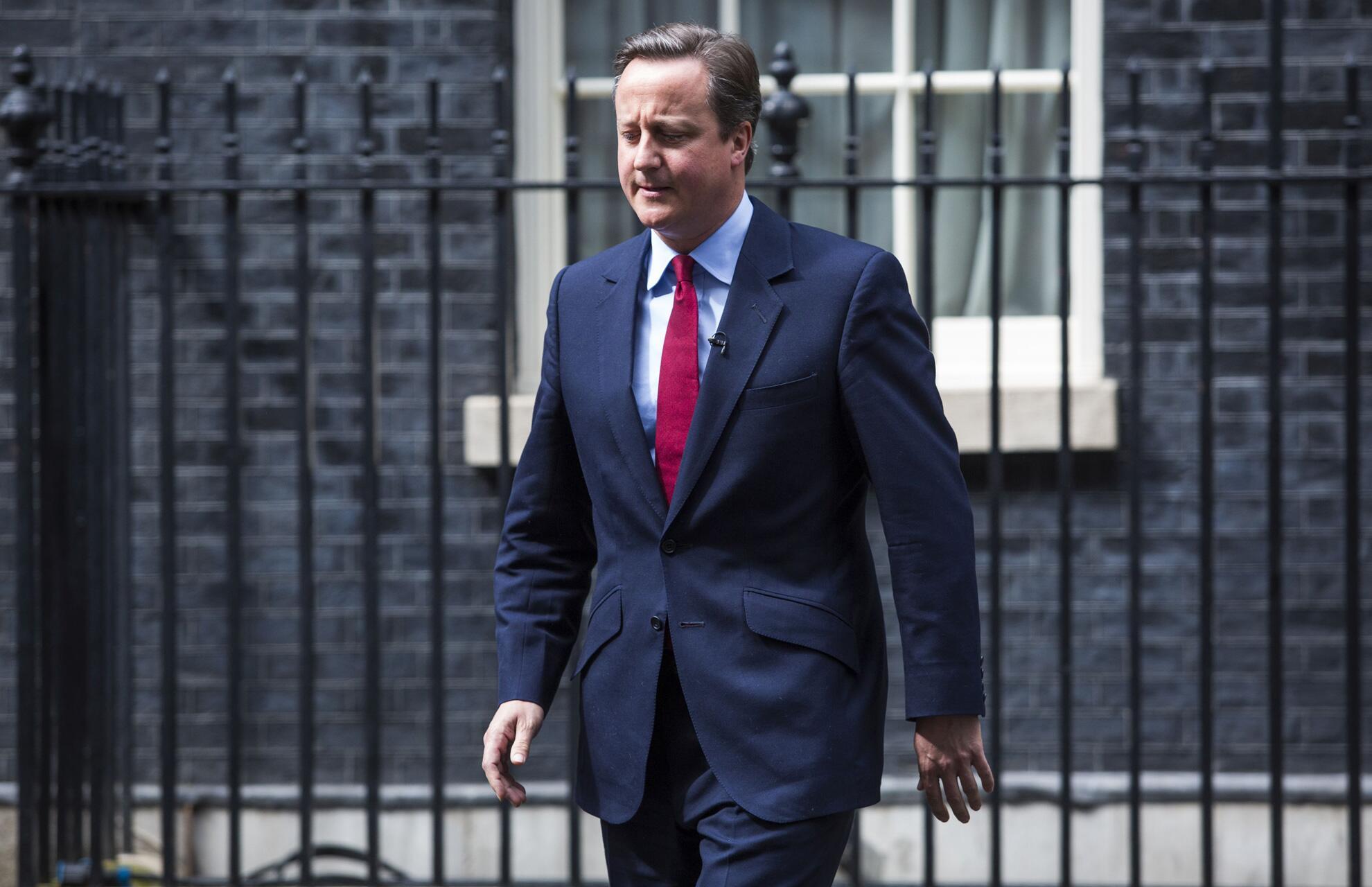 Bild zu David Cameron, Rücktritt, Downing Street