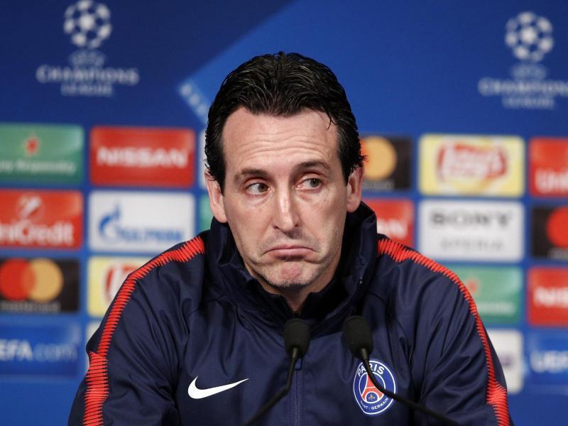 Bild zu PSG-Coach