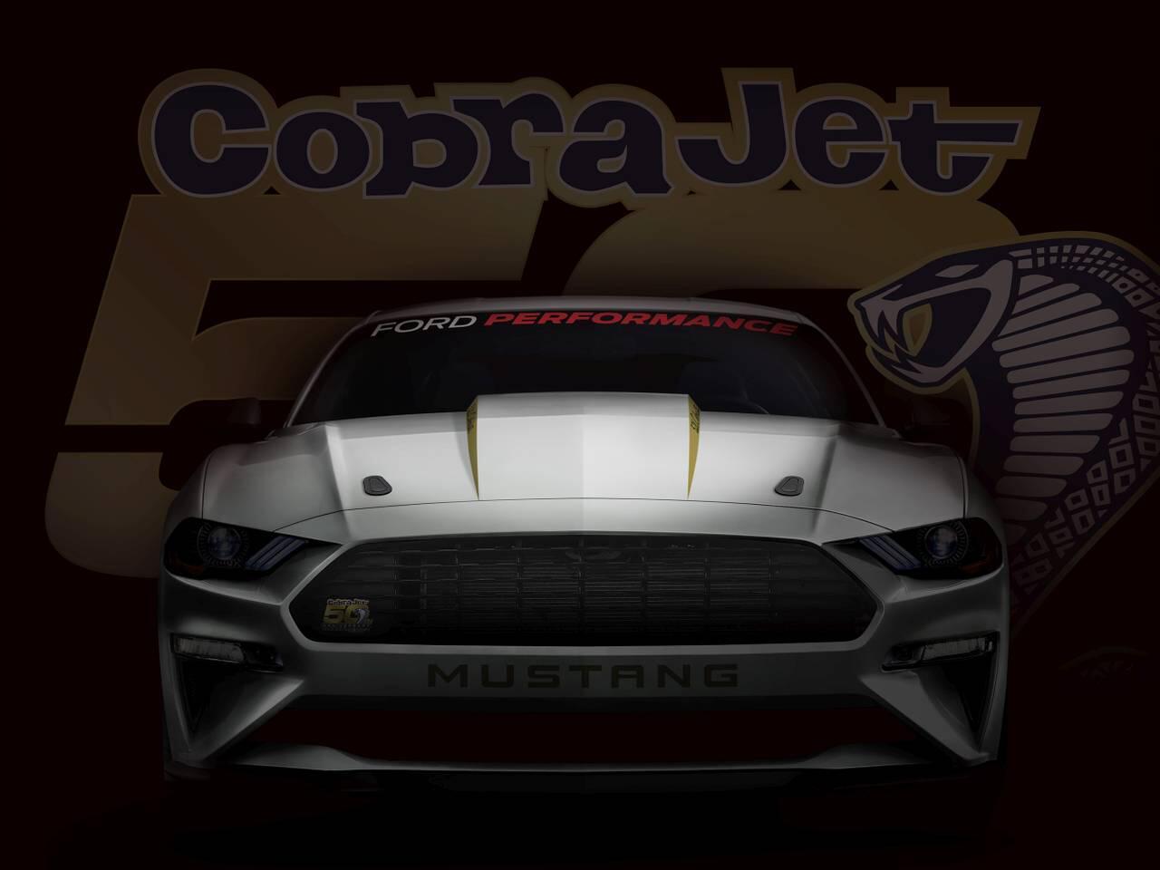 Bild zu Ford Mustang Cobra Jet