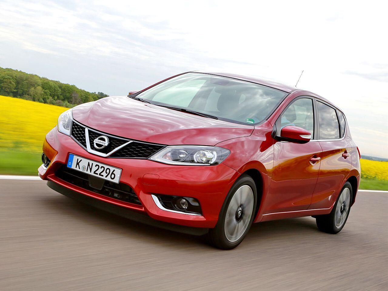 Bild zu Nissan Pulsar