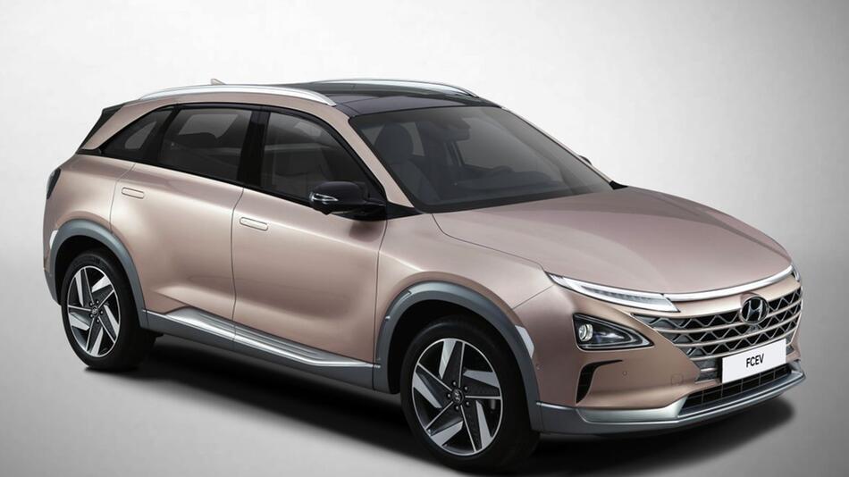 Hyundai Next-Generation FCEV